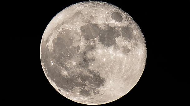 Американские учёные оценили возраст Луны в4,51 млрд лет