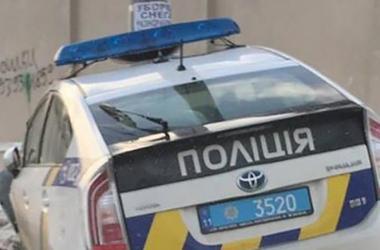 В Одессе патрульные врезались в столб