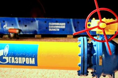 """Газпром"" установил исторический рекорд по экспорту газа"
