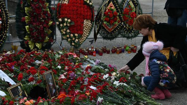 Доктор Лиза опознана, ее похоронят наНоводевичьем кладбище