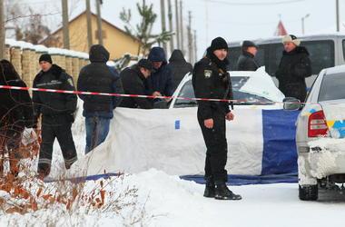 В киевском ресторане мужчина выстрелил себе в голову