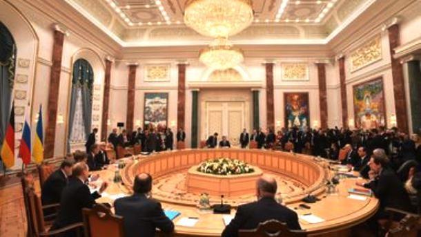 Следующая встреча вМинске состоится 16января,— Айвазовская