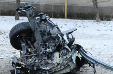 В 10 областях Украины зафиксирован критический уровень аварийности