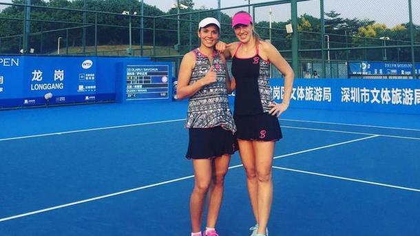 Украинская теннисистка впервый раз с прошедшего года выиграла турнир WTA