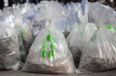 В Одессе полицейские изъяли у женщины 140 доз тяжелого наркотика