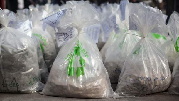 Наркотики изъяты. Фото: AFP