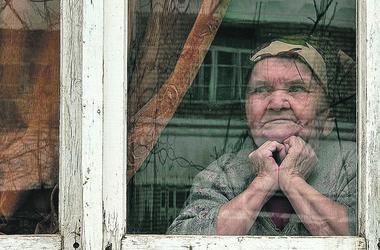 Вопрос чиновнику: кто в Киеве отвечает за помощь одиноким старикам