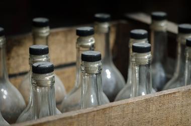 В Украине вырастут цены на спирт