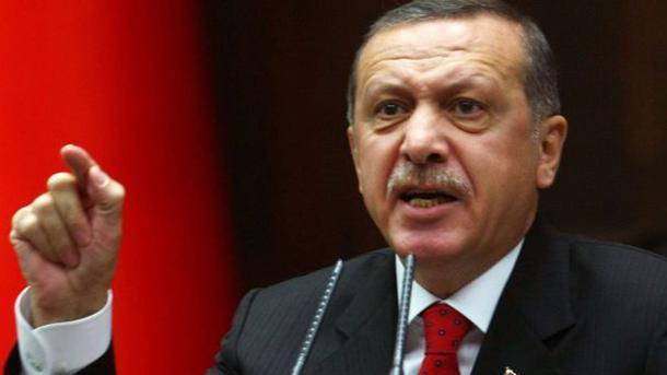 Эрдоган отказался выводить войска сКипра