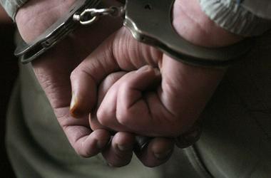 В Киеве поймали разбойника с ножом