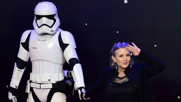 Lucasfilm небудет подменять Кэрри Фишер графикой вновых «Звездных войнах»