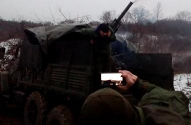 Вышло боком: соцсети насмешил кривой выстрел боевиков