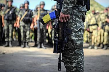 На следующей неделе в Украине стартуют военные сборы резервистов - Минобороны