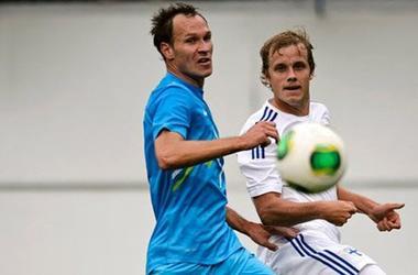 Сборная Словении обыграла Финляндию в товарищеском матче