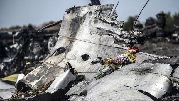 Уголландских репортеров отыскали кость жертвы крушения MH17