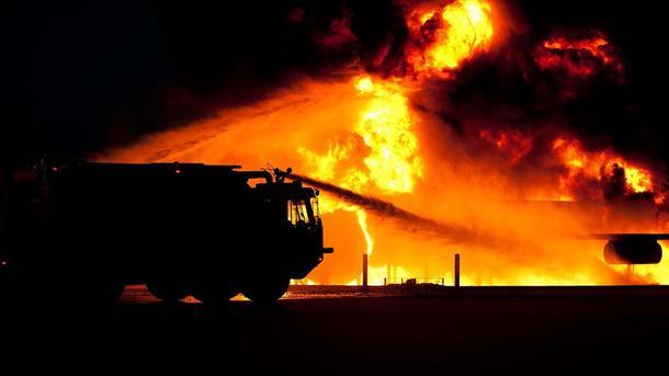 Мать с 2-мя детьми пострадала впожаре вОдесской области
