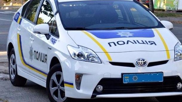 ВОдессе злоумышленники сбили полицейского и исчезли