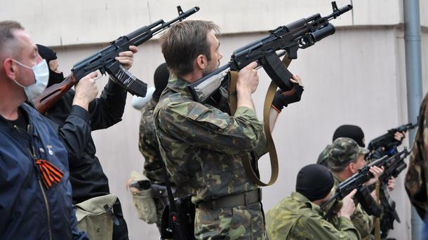 КомандованиеРФ наДонбассе проводит насильственый призыв среди студентов,— агентура