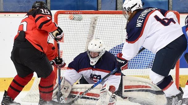 Сегодня хоккеистки РФ сыграют за«бронзу» МЧМ сошведками