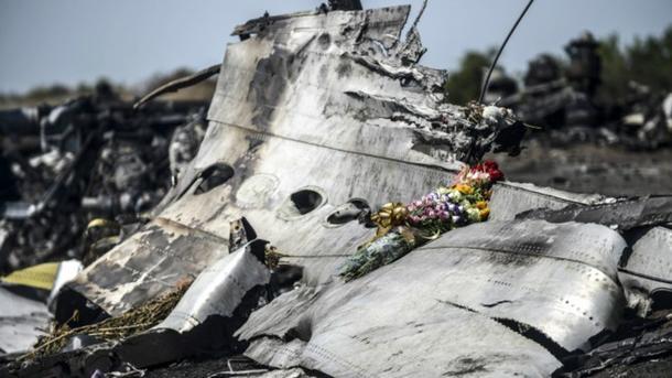 Генпрокуратура нашла у репортера останки жертвы крушения MH17