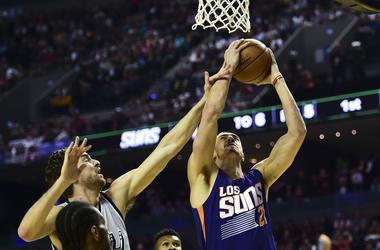 """Украинец помог """"Финиксу"""" обыграть одного из лидеров Западной конференции НБА"""