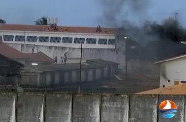 Во время тюремного бунта в Бразилии погибли более 30 человек