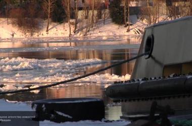 В Краснодарском крае пятеро подростков провалились под лед
