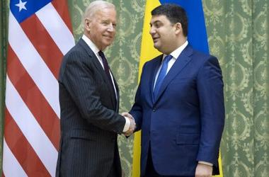 Groisman promised Biden to continue reforms in Ukraine