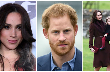 Prince Harry introduced Meghan Markle Kate Middleton's - media