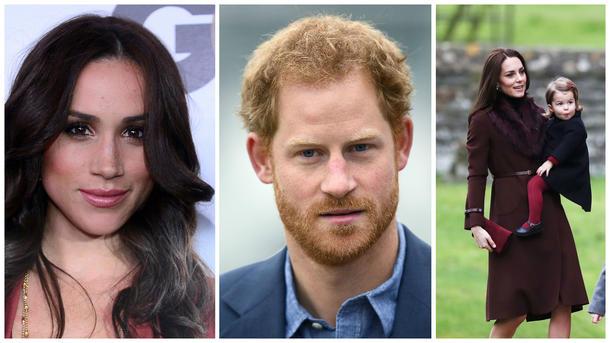 Принц Гарри планирует сделать предложение Меган Маркл уже в2015-м году