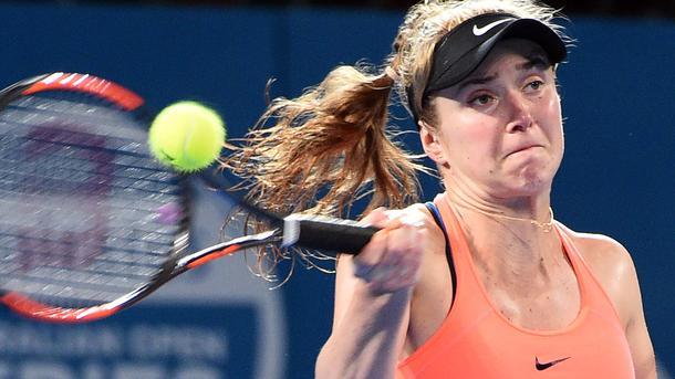 Свитолина разгромила соперницу впервом круге Australian Open
