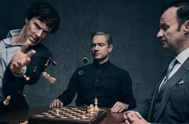 """Создатели """"Шерлока"""" намекнули на пятый сезон сериала"""