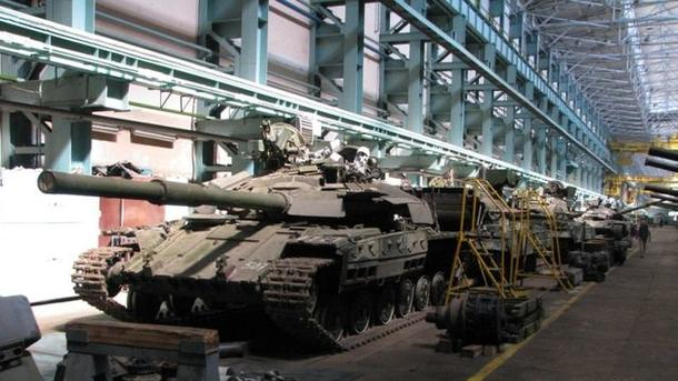 Украина начинает поставки вТаиланд новоиспеченной партии танков «Оплот»
