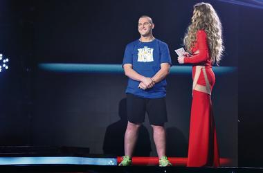 """Победитель """"Зважені та щасливі"""" рассказал, как сбросил 132 кг  за восемь месяцев"""