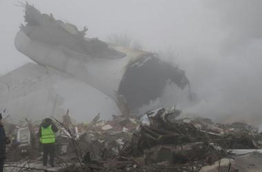 Крушение Boeing 747 вблизи Бишкека: все подробности