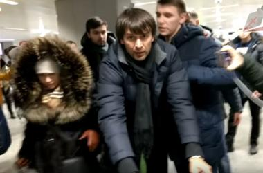 Shovkovskyi hindered the work of police officers, tried to pass the agenda of his girlfriend