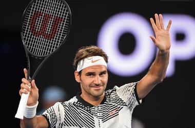 Роджер Федерер 18-й раз подряд вышел во второй круг Australian Open
