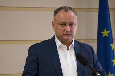 Премьер Молдовы отказался выполнять требования  Додона