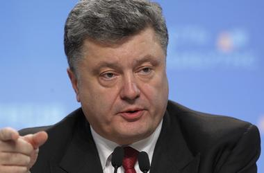 Poroshenko hopes for new impetus in the deployment of the armed police of the OSCE mission in Donbass