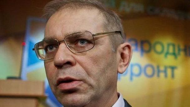 С.Пашинский подал ходатайство опредоставлении охраны В.Химикусу
