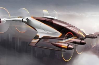 Airbus представит летающие такси уже в этом году
