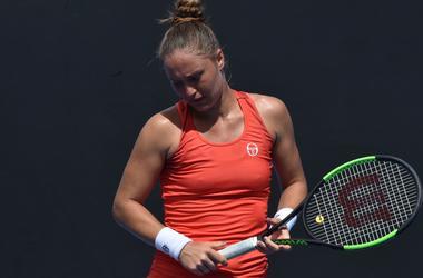 Катерина Бондаренко проиграла в первом круге Australian Open