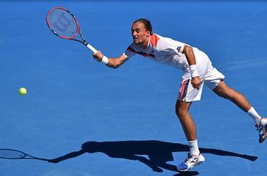 Александр Долгополов с победы стартовал на Australian Open