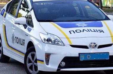 Полицейская погоня в Полтаве: копы уложили на землю пьяного водителя