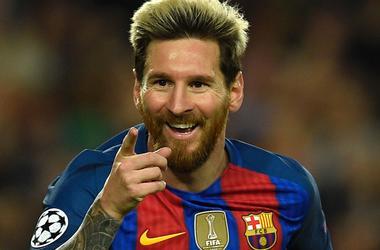 """""""Манчестер Сити"""" предлагает """"Барселоне"""" за Месси 100 млн фунтов"""