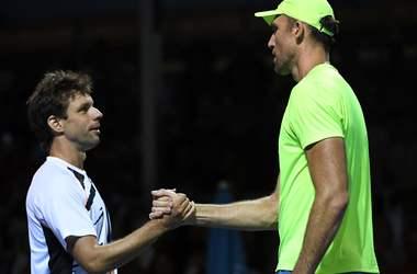 Карлович и Себальос установили рекорд Australian Open по количеству геймов