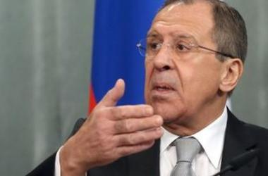 Lavrov said American diplomats, spies, dressed in women's