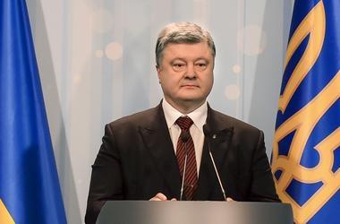 Poroshenko espera que la posibilidad de trump en la lucha de ucrania contra rusia