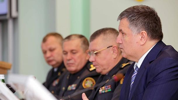 Арсен Аваков предупредил таможенников иполицейских оготовности к«деокупации» Донбасса