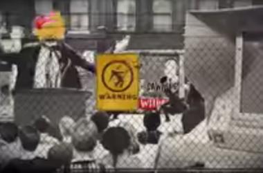 Green Day представили жесткий клип с карикатурой на Трампа